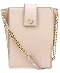 Nine West Table Treasures Mini Cell Phone Crossbody Cashmere