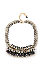 Nocturne Natalia Necklace Gold Multi