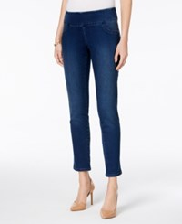 Style And Co Curvy Fit Jeggings Only At Macy's Galaxy