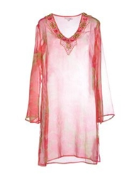 Hope Collection Kaftans Fuchsia