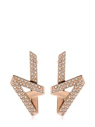 Moutton Collet Crystal Vibrations Earrings