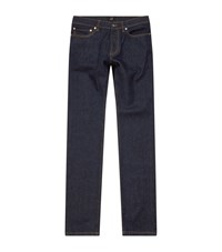 Dunhill Straight Leg Jeans Navy