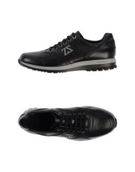 Zegna Sport Low Tops And Trainers Black