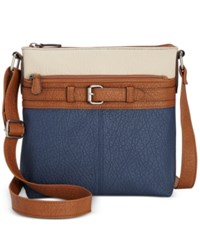 Styleandco. Style Co. Baltic Small Crossbody Only At Macy's Navy