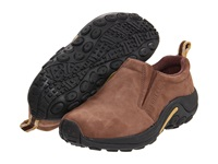 Merrell Jungle Moc Nubuck Bracken Nubuck Women's Shoes Brown