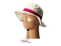Prana Caribbean Sun Hat Stone Traditional Hats White