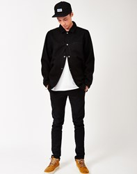 The Hundreds Foreigner Jacket Black