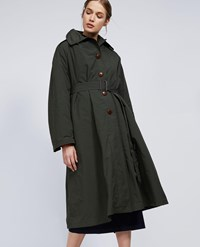 Aspesi Coat Spinarolo Green