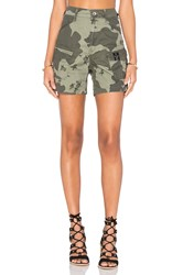G Star Rovic Short Green