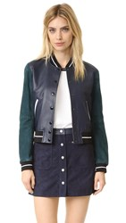 Rag And Bone Alix Jacket Navy