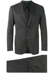 Tonello Formal Two Piece Suit Brown