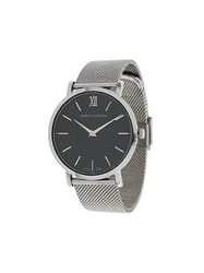 Larsson And Jennings Ljxii Lugano Milanese 40Mm Watch Metallic