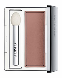 Clinique All About Shadow Soft Matte Single Eye Shadow Compact Nude Rose