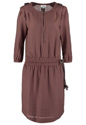 Noa Noa Summer Dress Peppercorn Berry