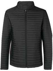 Geox Quilted Jacket Black