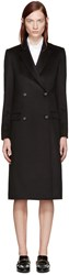 Brock Collection Black Cashmere Caroline Coat