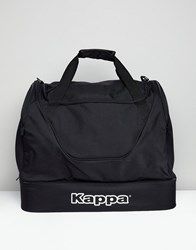 Kappa Sports Holdall Black