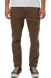 O'neill Mission Stretch Chino Pants Military Green