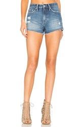Lovers Friends Jack High Rise Shorts Bradford