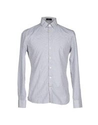 Tonello Shirts Shirts Men White
