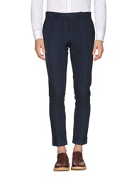 J. Lindeberg Casual Pants Dark Blue