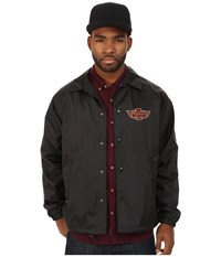 Brixton Cylinder Jacket Black Men's Coat