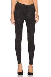 Three Dots Riley Legging Black