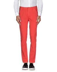 Truenyc. Trousers Casual Trousers Men Red
