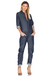 G Star Arc Jumpsuit Blue