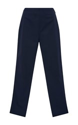 Mds Stripes Capri Pant Navy
