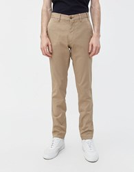 Norse Projects Aros Slim Light Stretch Pant In Utility Khaki