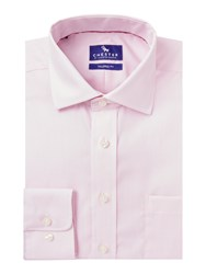 Chester Barrie Carlton Fine Stripetailored Fit S C Pink