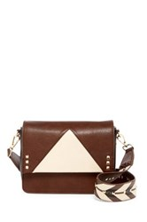 Steve Madden Scout Faux Leather Crossbody Metallic