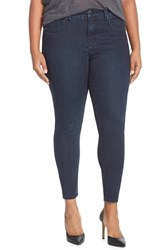 Plus Size Women's Melissa Mccarthy Seven7 Embellished Pocket Stretch Pencil Jeans Belmont