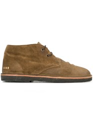 Golden Goose Deluxe Brand 'City' Desert Boots Brown