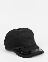 Bernstock Speirs Sequin Cap Black