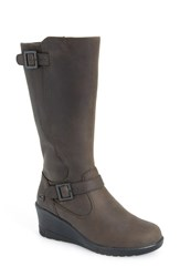 Women's Keen 'Scots' Water Resistant Wedge Boot 2 1 4' Heel