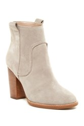 French Connection Avabba Bootie Red