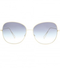 Isabel Marant Daria Sunglasses For Oliver Peoples Blue