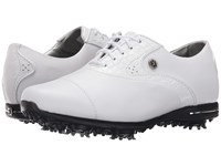 Footjoy Tailored Collection White White Women's Golf Shoes