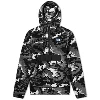 The North Face Psychedelic Camo Campshire Pullover Hoody Black
