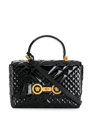Versace Icon Dual Carry Bag Black