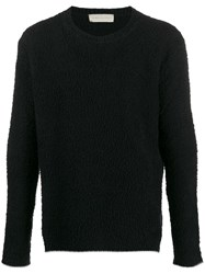 Paura Textured Relaxed Fit Jumper 60