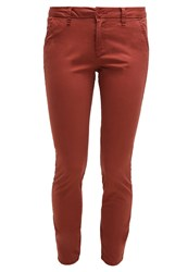 Zalando Essentials Chinos Bordeaux