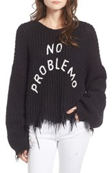 Wildfox Couture Women's No Problemo Sweater