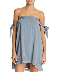 L Space Sweet Dreams Dress Swim Cover Up Slated Glass