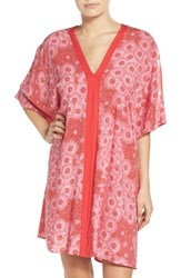 Josie Women's Cosmos Taylor Nightgown Red Pink