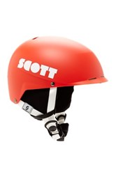 Scott Sports Unisex Trouble Helmet Red