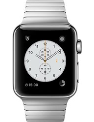 Apple Series 2 Stainless Steel 38Mm Watch Silver