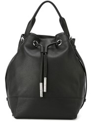 Opening Ceremony Convertible Backpack Black